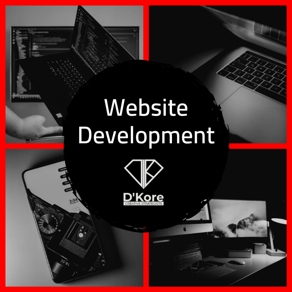 D'Kore Website Development